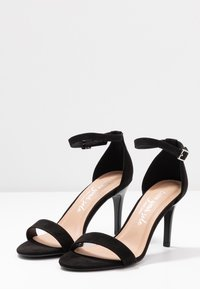 New Look - High heeled sandals - black - 4