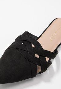 New Look - KISSY - Mules - black - 5
