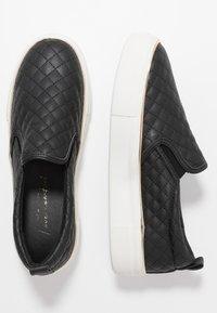 New Look - MILTON - Slip-ons - black - 3