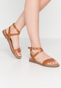 New Look - FIFI - Sandales - tan - 0