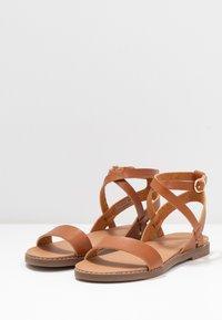 New Look - FIFI - Sandals - tan - 4