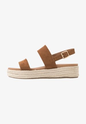 CUTE - Loafers - tan