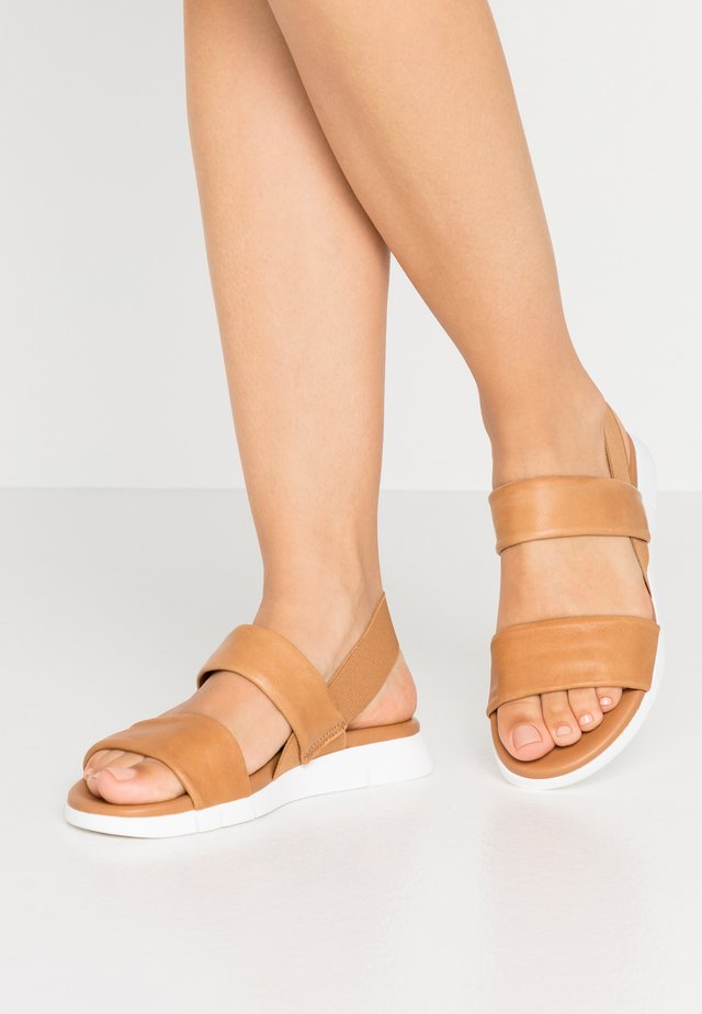 GOSH - Sandals - tan