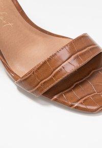 New Look - PAVLOVA - Sandales - tan - 2