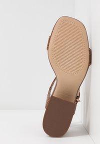 New Look - PAVLOVA - Sandales - tan - 6