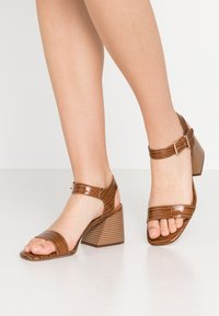 New Look - PAVLOVA - Sandales - tan - 0