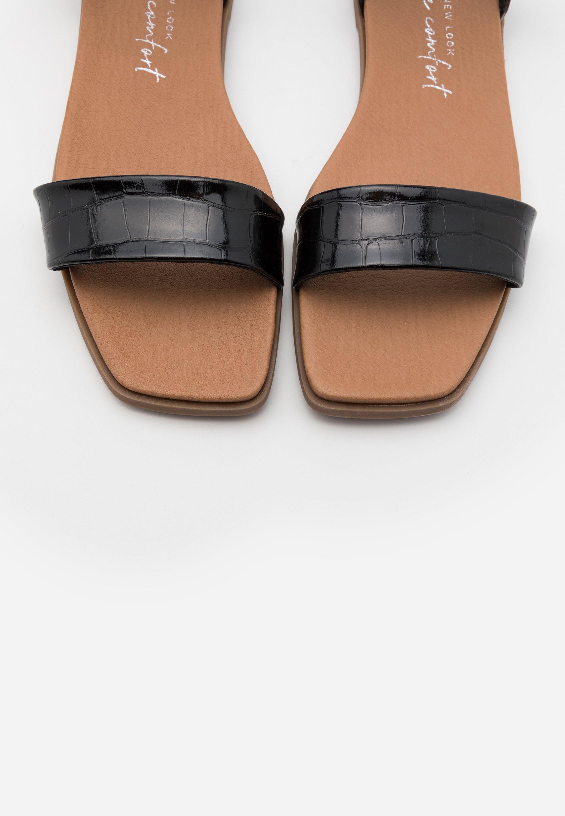 FINN Sandaler black
