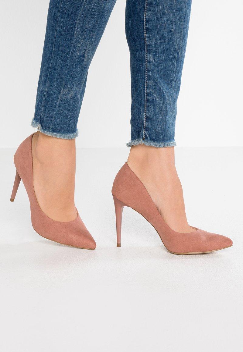 New Look - YUMMY - High heels - dark pink