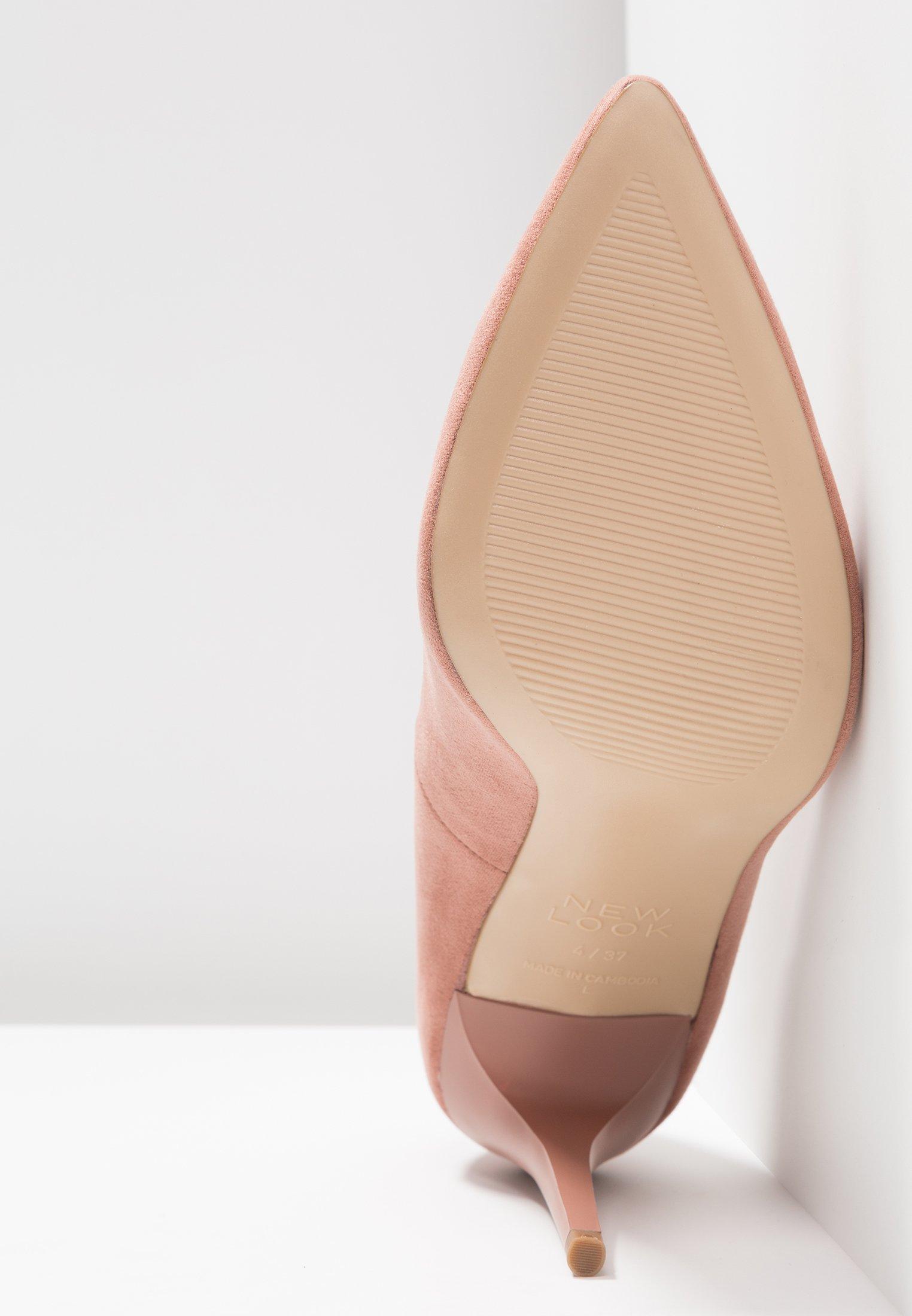 New Look YUMMY - Escarpins à talons hauts dark pink