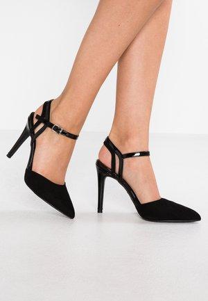 RECOVER - High heels - black