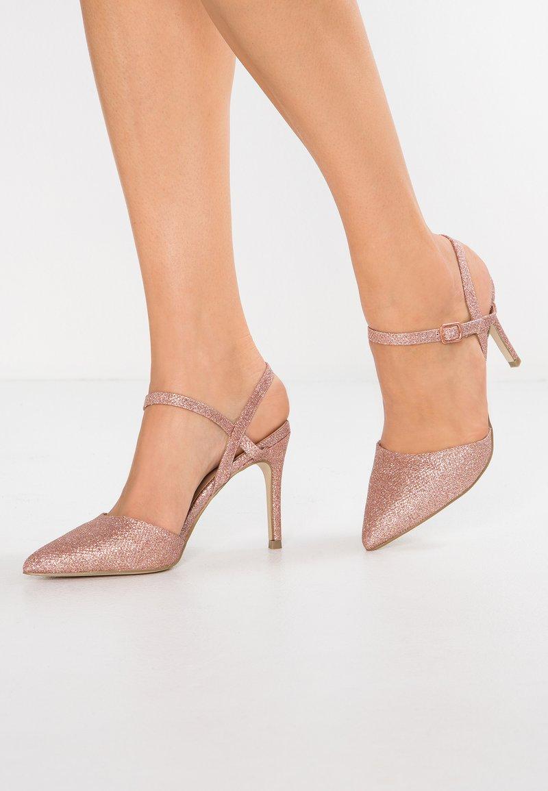 New Look - RUE - Decolleté - rose gold