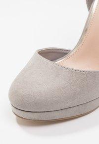 New Look - SUZANNE - Zapatos altos - mid grey - 2