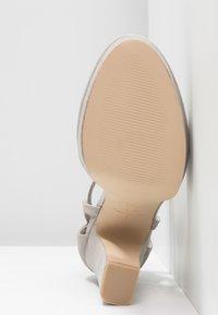 New Look - SUZANNE - Zapatos altos - mid grey - 6