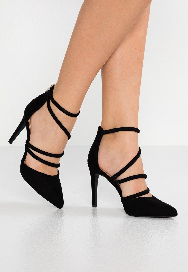 New Look - STOLEN - Zapatos altos - black