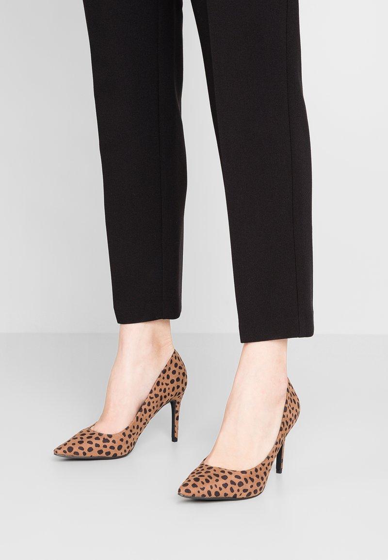 New Look - REETAH - High heels - brown