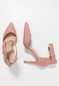 New Look - ROBIN - High heels - light pink - 3