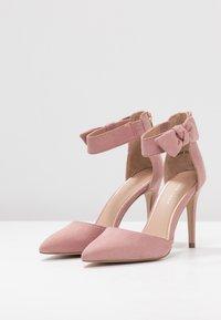 New Look - ROBIN - High heels - light pink - 4
