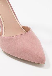 New Look - ROBIN - High heels - light pink - 2