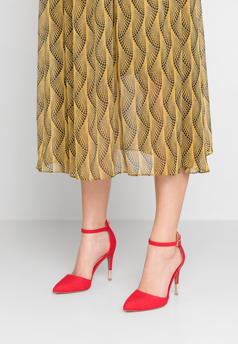 New Look - SERENITY - High Heel Pumps - bright red