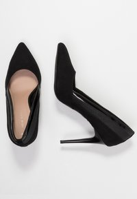New Look - SLICE - Escarpins à talons hauts - black - 3