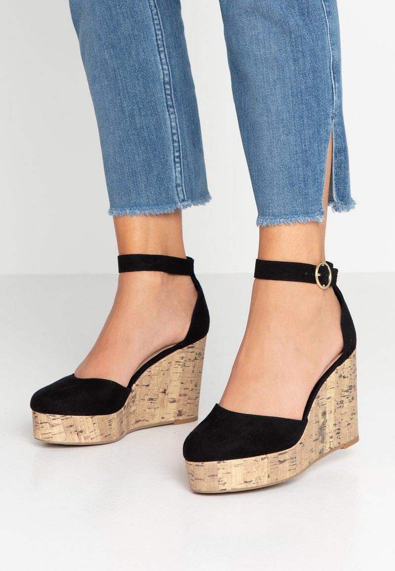 New Look - TORQUAY - Zapatos altos - black