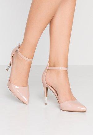 SERENITY - High heels - oatmeal