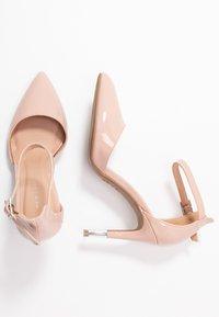 New Look - SERENITY - Zapatos altos - oatmeal - 3