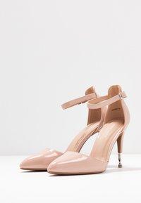 New Look - SERENITY - Zapatos altos - oatmeal - 4