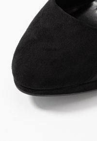 New Look - REIGN - Hoge hakken - black - 2