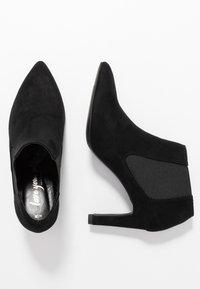 New Look - VELSEA - Kotníková obuv - black - 3
