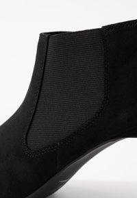 New Look - VELSEA - Kotníková obuv - black - 2