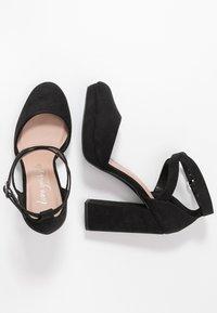 New Look - SAXO - Klassiska pumps - black - 3