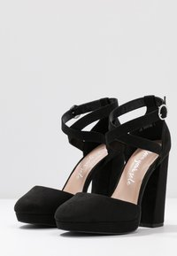 New Look - SAXO - High heels - black - 4