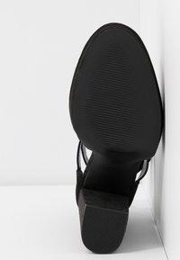 New Look - SAXO - Hoge hakken - black - 6