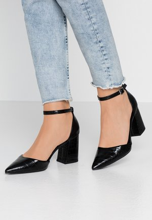 QUALIFY - Classic heels - black