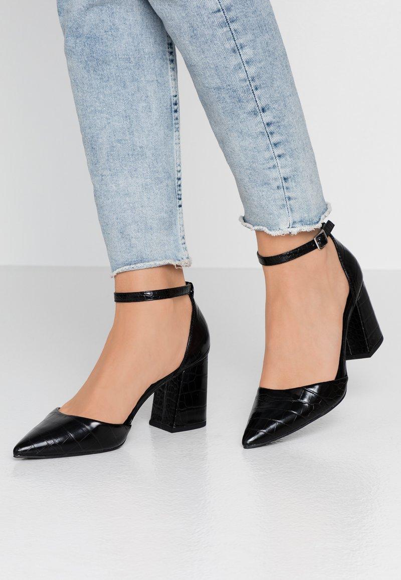 New Look - QUALIFY - Klassieke pumps - black