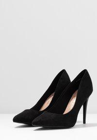 New Look - YINNY - Escarpins à talons hauts - black - 4