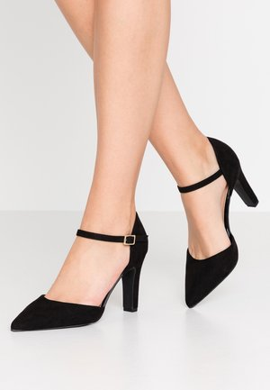 SPIN - Klassiska pumps - black