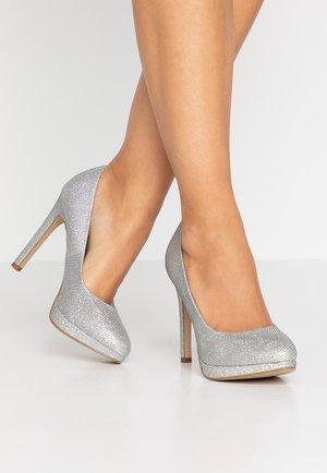 REIGN - High heels - silver