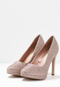New Look - REIGN - Lodičky na vysokém podpatku - rose gold - 4