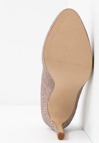 New Look - REIGN - Lodičky na vysokém podpatku - rose gold - 6