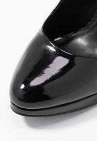 New Look - REIGN - Escarpins à talons hauts - black - 2