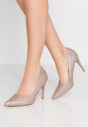 RULES - High heels - rose gold