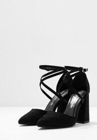 New Look - RAYMOND - Hoge hakken - black - 4