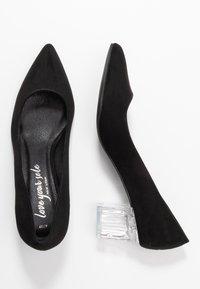New Look - ROSIE - Classic heels - black - 3