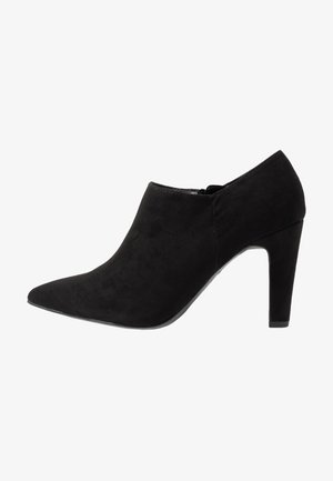 SPINNY - Bottines à talons hauts - black