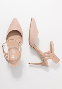 New Look - TIA - High heels - oatmeal - 3