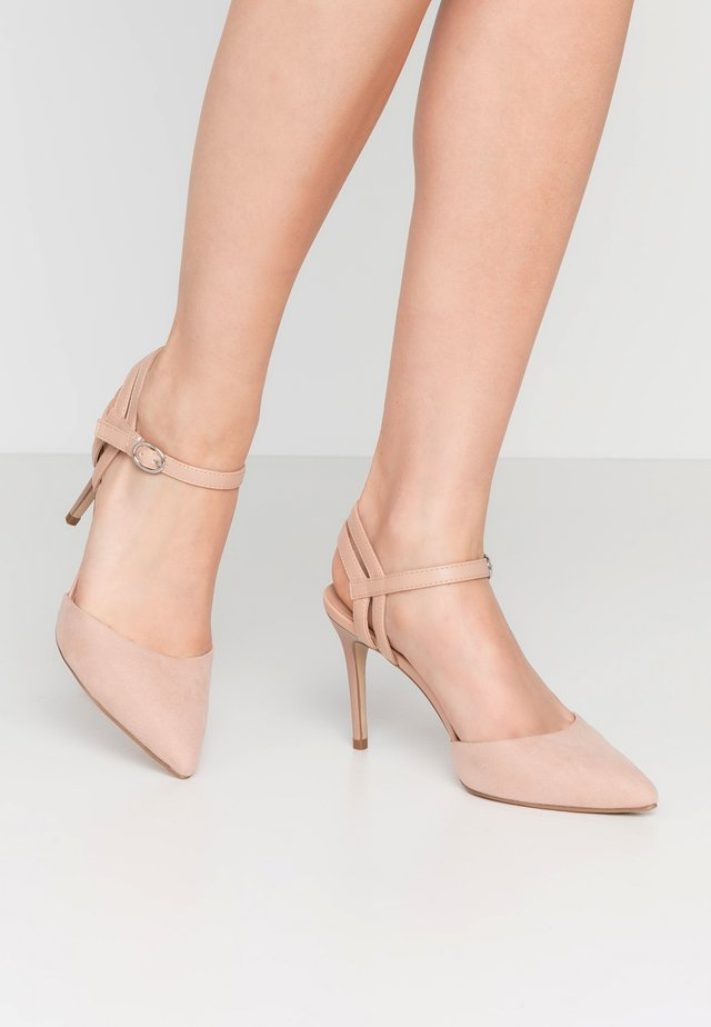 TIA - Zapatos altos - oatmeal