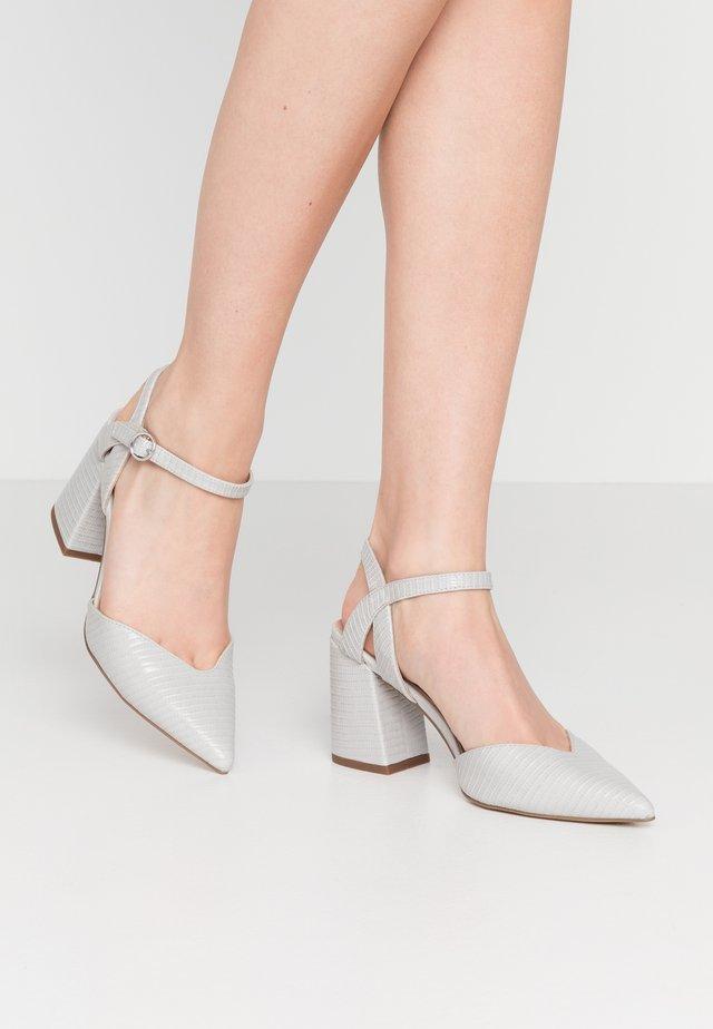 RAYLA - Lodičky na vysokém podpatku - mid grey