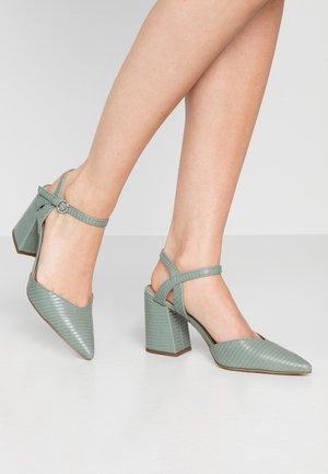 RAYLA - Escarpins à talons hauts - mint green